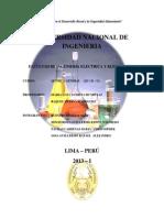 Laboratorio I - Quimica General