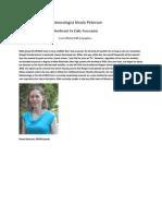 Meteorologist Nicole Peterson