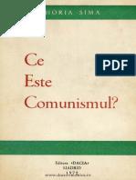 Ce Este Comunismul