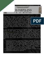 Os Nefilins - Zecharia Sitchin