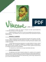 Trabajo Van Gogh