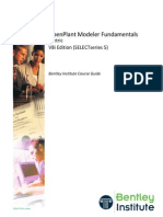 OpenPlantModelerFundamentalsV8iSS5MetricTRN01579010004
