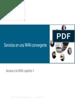 CCNA Exploration Accessing the WAN - Cap1