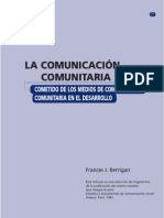 29573860 La Comunicacion Comunitaria