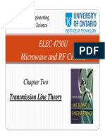 Ch 2_Transmission Line Theory