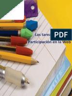 Tareas escolares Participación WEB