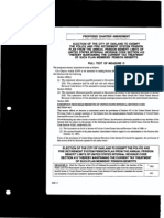 November 3 1992 Measure O P Q Sample Ballot
