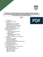 Criterios Generales FASP 241109 FINAL CNSP