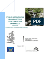 Estudio Hdrologico Hidrografico Final