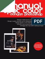 Manual Spot Color Dengan Photoshop