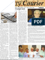 Country Courier - 09/06/2013 - page 01