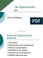 Clase HM - Diseño de Organizaciones Eficientes