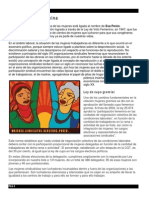 Pag 9- La Mujer en El Sindicalismo