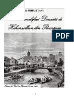 ISTORIA MALEFICEI DINASTII DE HOHENZOLLERN DIN ROMÂNIA