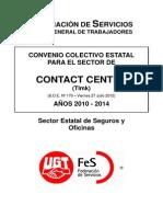 Convenio Contact Center 2010 2014