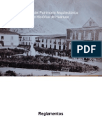 Patrimonio Arquitectónico e Histórico Monumental de Huánuco. arq Guiliano