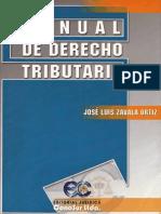 Manual de Derecho Tributario