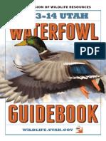 2013-14 Utah Waterfowl Guidebook