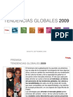 7 Tendencias globales