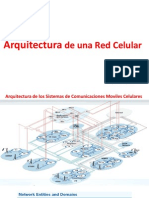 Arquitectura de Una Red Celular
