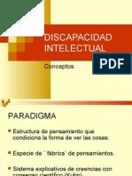 Discapacidad Intelectual 1
