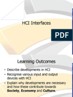 Session 4 HCI Interfaces_2013