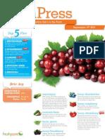 Sysco Fresh Press 9.13.13