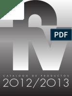 Catalogo FV 2012