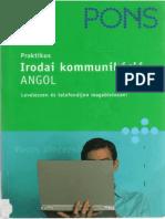 PONS_Irodai_kommunikacio_-_angol
