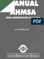 Manual de Construccion AHMSA_Capitulo08