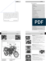 Service Manual Bajaj Pulsar 220