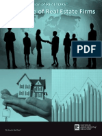 2014 NAR Profile of Real Estate Firms