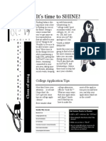 Senior Newsletter Fall 2013