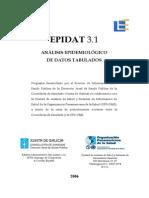 Ayuda General Epidat 3.1