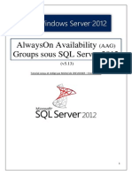 AlwaysOn Availability (AAG) Groups sous SQL Server 2012 (tuto de A à Z)