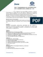 ASTM - Normas ASTM y Código ACI - 318