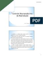 Controle Neuroendócrino da Reprodução