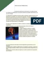 DIAGNOSTICOS ENENRGETICOS DE PRIMER NIVEL.docx