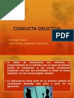 Conducta Delictiva