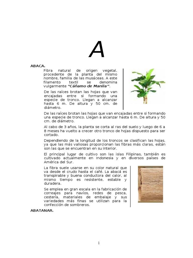 Diccionario Textil 1 5cb5414da5a
