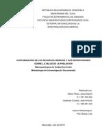 Monografía Urdaneta, J ; Matos, P