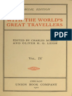 With the World's Great Travellers, Volume IV by Various