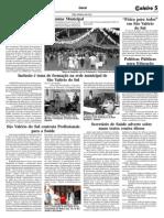 Jornal Celeiro - 16 de Junho de 2009