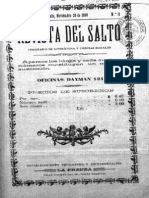 Revista Del Salto 11 (20 Nov 1899)