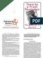 Towards a Fresh Revolution