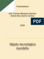 OBJETO TECNOLOGICO BOMBILLO.pptx