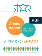 STAR Annual Report 2012-2013