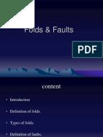 Folds&Faults presentation