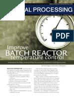 Improve Batch Reactor Temperature Control NoRestriction