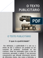 o Texto Publicitc3a1rio1